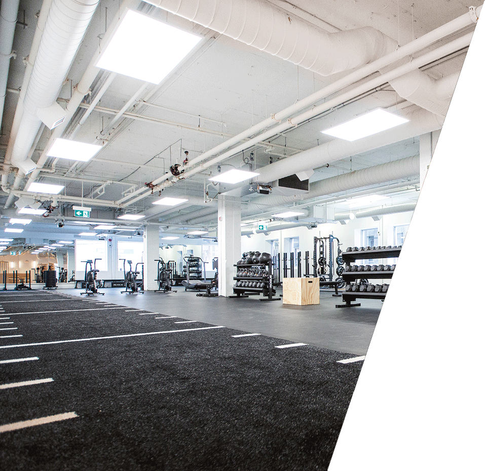 Functional training facility in Toronto